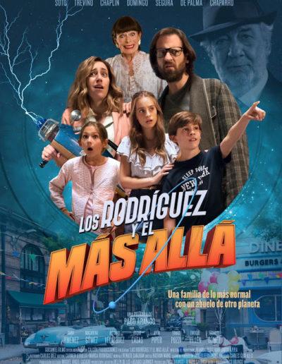 2019 - Los Rodriguez y el mas allá - tt7543538 - Español